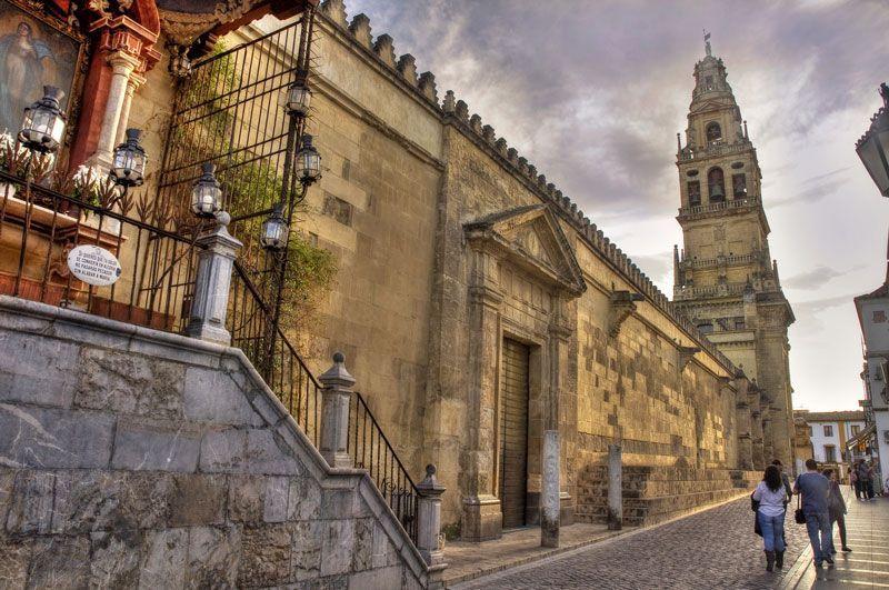 Alminar de la catedral-mezquita de Córdoba | Foto: Turismo de Córdoba