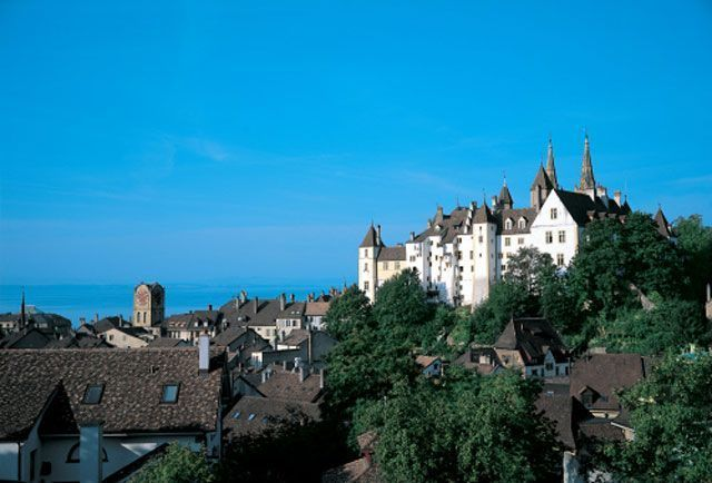 Vista del castillo de Lucena | Foto: Turismo de Lucena