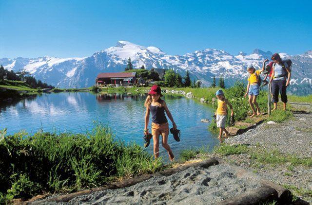 Excursiones familiares cerca de Lucerna | Foto: Turismo de Lucerna
