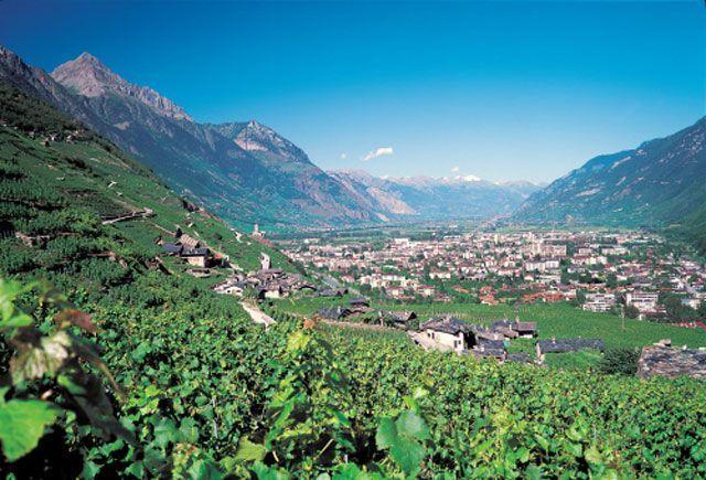 Lucerna entre montañas | Foto: Turismo de Lucerna