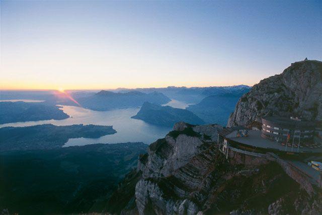 Monte Pilatus | Foto: Turismo de Lucena