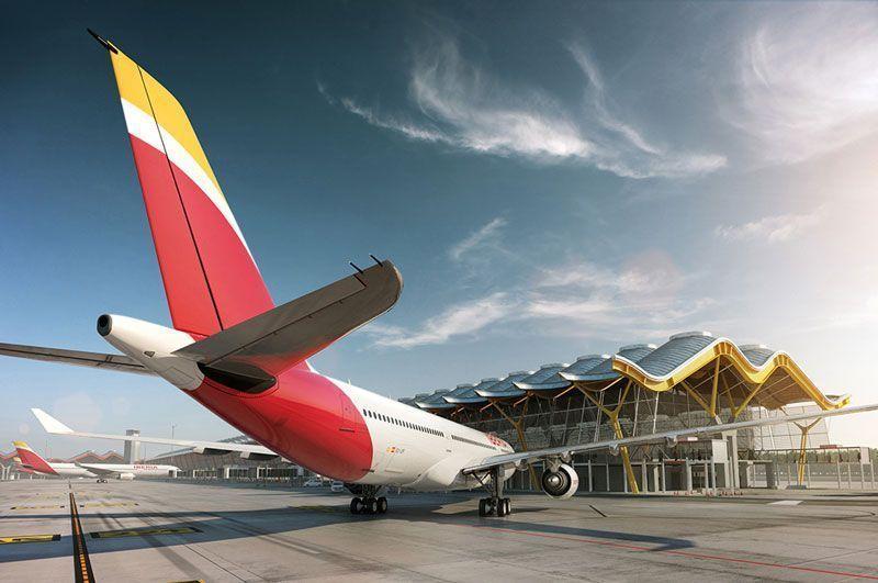 Airbus 330 de Iberia con los nuevos colores de la marca | Foto: Iberia
