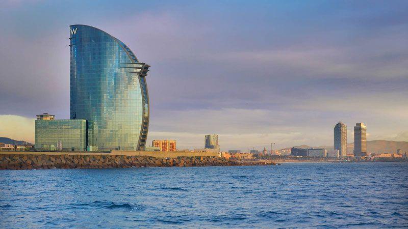 Hotel W Barcelona | Foto: W Barcelona