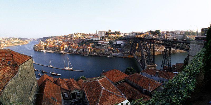 Panorámica de la ciudad de Oporto | Foto: Oficina de Turismo de Oporto