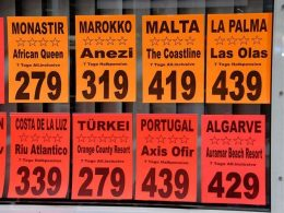 Diferentes ofertas de paquetes vacacionales | Foto: Parlamento Europeo