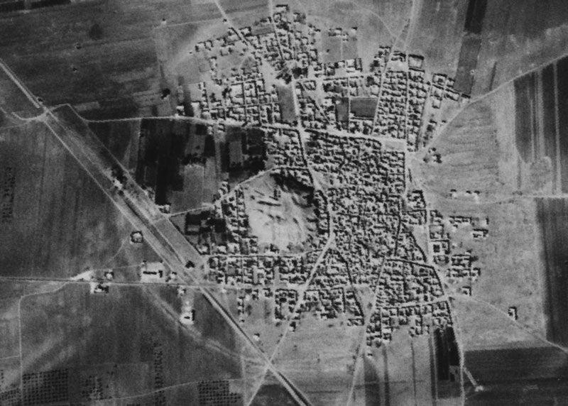 Tell Rifaat, en el Norte de Siria | Foto: Proyecto Corona