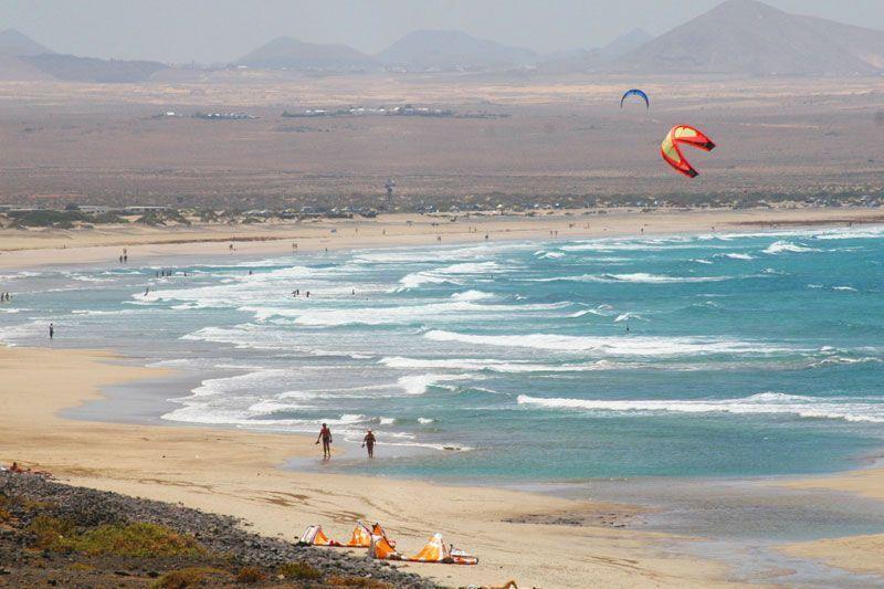 Playa de Famara | Foto: Turismo de Lanzarote