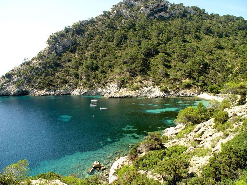 Cala Llentrisca en Ibiza | Foto: Xescu Prats
