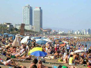 El turismo español perderá el 65% de los viajeros internacionales en 2020