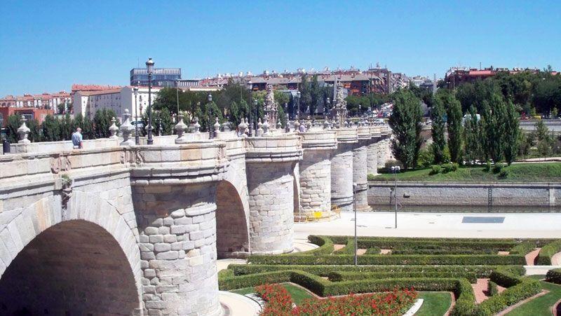Puente de Toledo | Foto: David Fernández