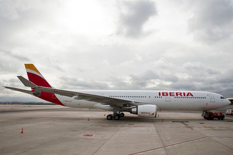 A330 de Iberia | Foto: Iberia