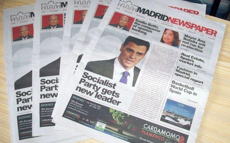 Madrid Newspaper