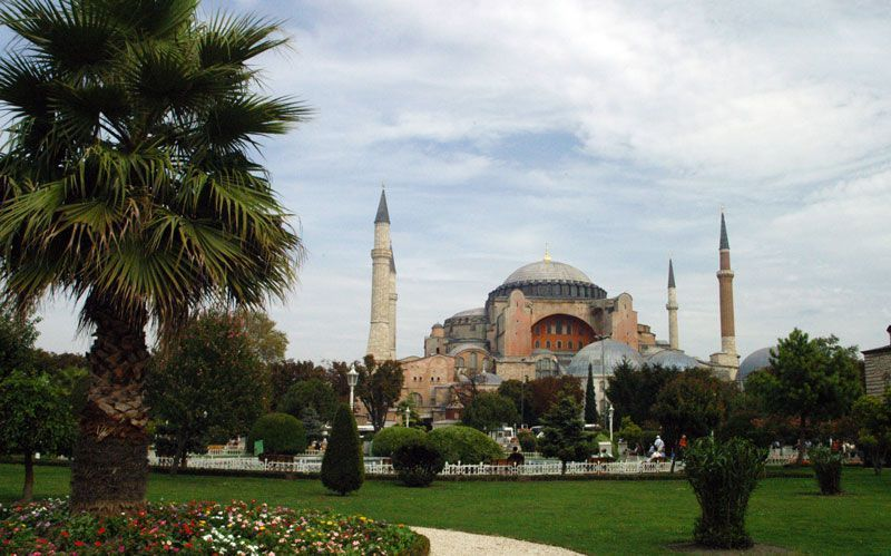 Basílica de Santa Sofía | Foto: Turismo de Turquía
