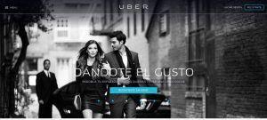 El trabajo en la época de Uber