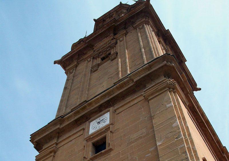 Torre de la catedral de Santo Domingo de la Calzada | Foto: David Fernández