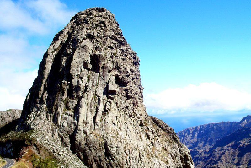 Roque de Agando | Foto: David Fernández