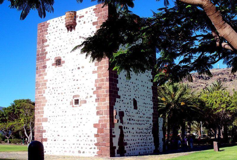 Torre del Conde de Peraza en San Sebastián de la Gomera | Foto: David Fernández