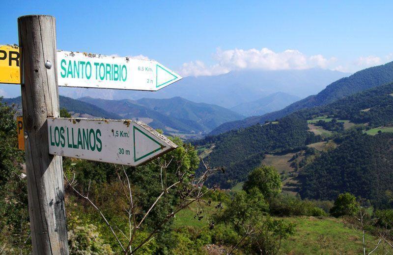 Santo Toribio de Liébana es un referente en Cantabria por su significación religiosa y cultural   Foto: David Fernández