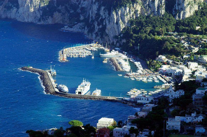 La Marina Grande | Foto: Turismo de Capri