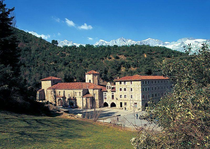 Monasterio de Santo Toribio de Liébana | Foto: Turismo de Cantabria