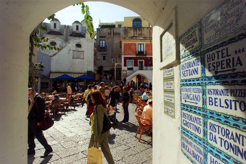 Piazzetta Umberto | Foto: Turismo de Capri