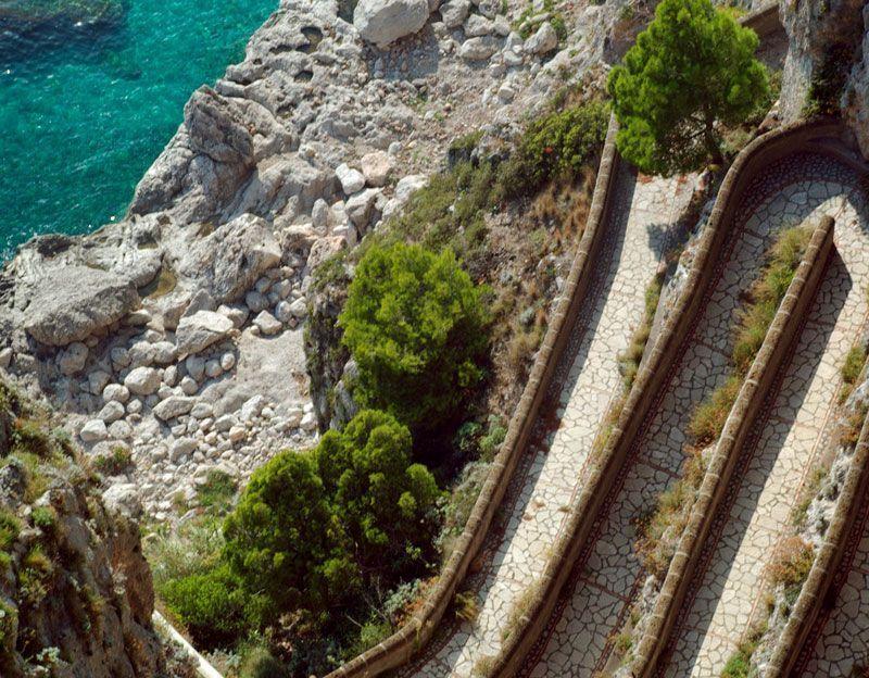 Vía Krupp | Foto: Turismo de Capri