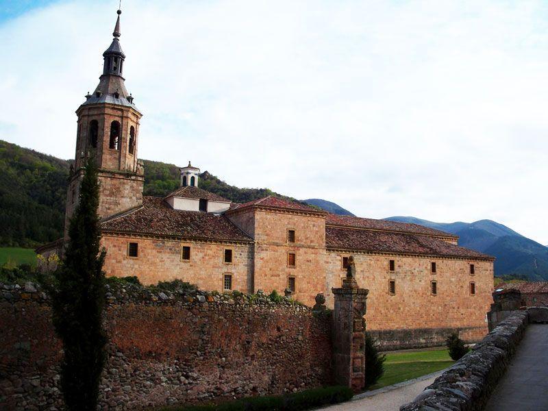Monasterio de Yuso | Foto: David Fernández