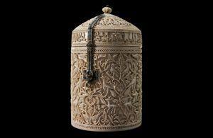 Tallas de marfil en la Edad Media
