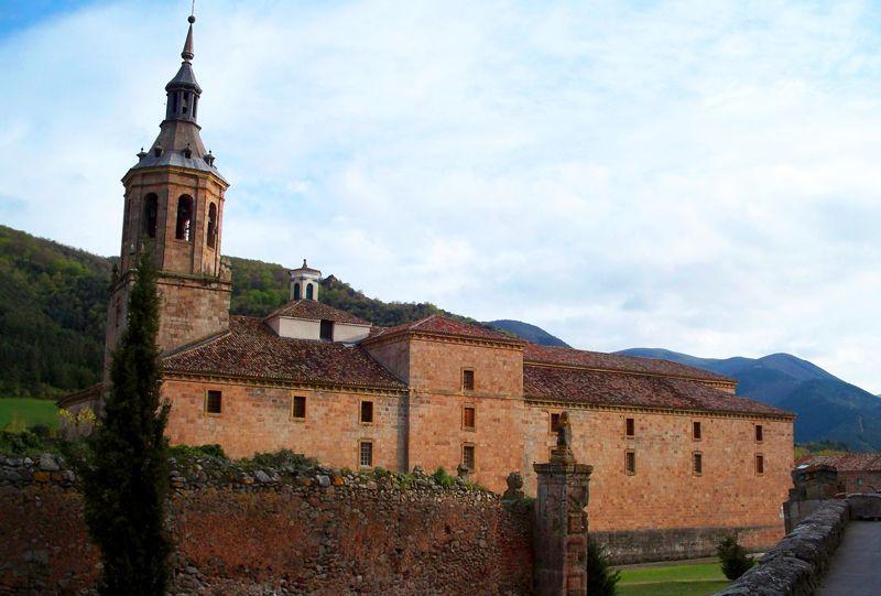 Monasterio de San Millán de Yuso | Foto: David Fernández