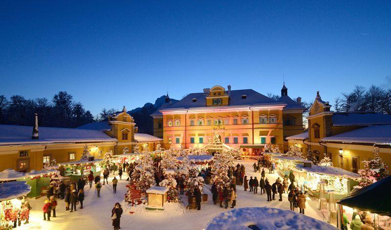 ¿Qué mercados de Navidad visitar en Salzburgo?