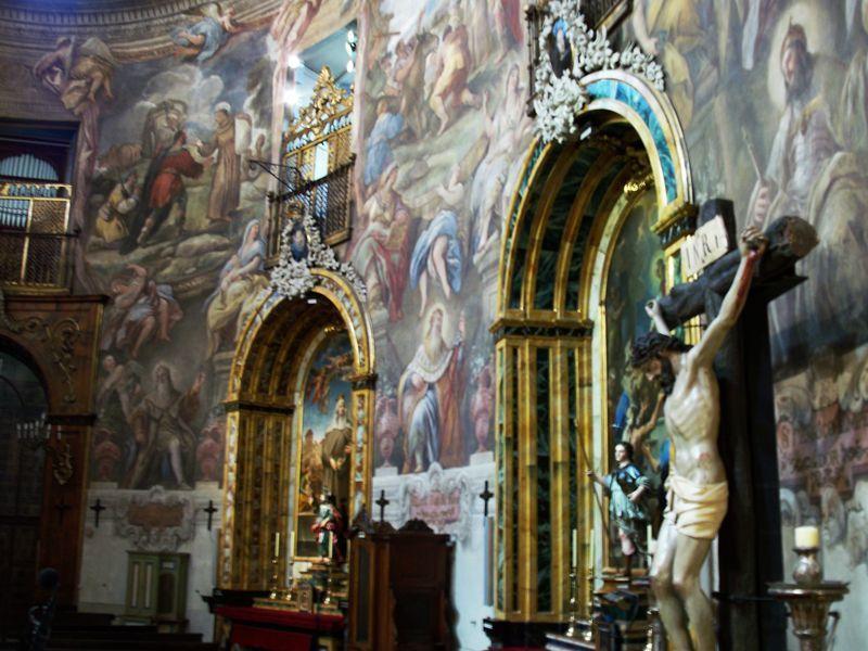 Frescos en San Antonio de los Alemanes | Foto: David Fernández