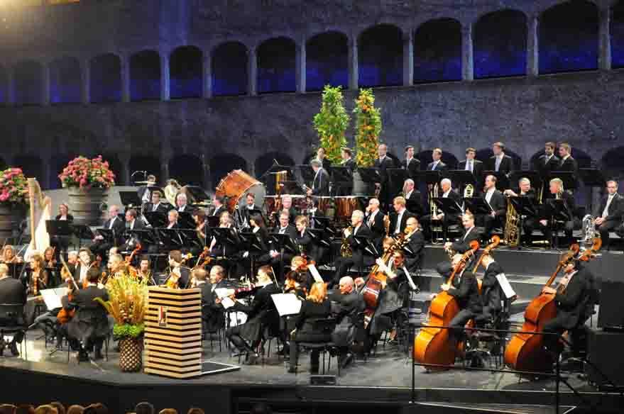 Conciertos nocturnos - OT Salzburgo