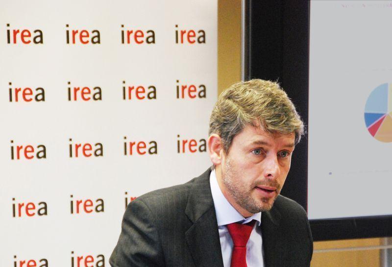 Miguel Vázquez, socio de la división de hoteles en Irea   Foto: Irea
