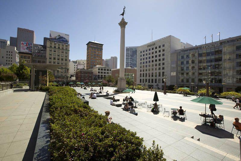 Plaza Union Square - foto de OTSF
