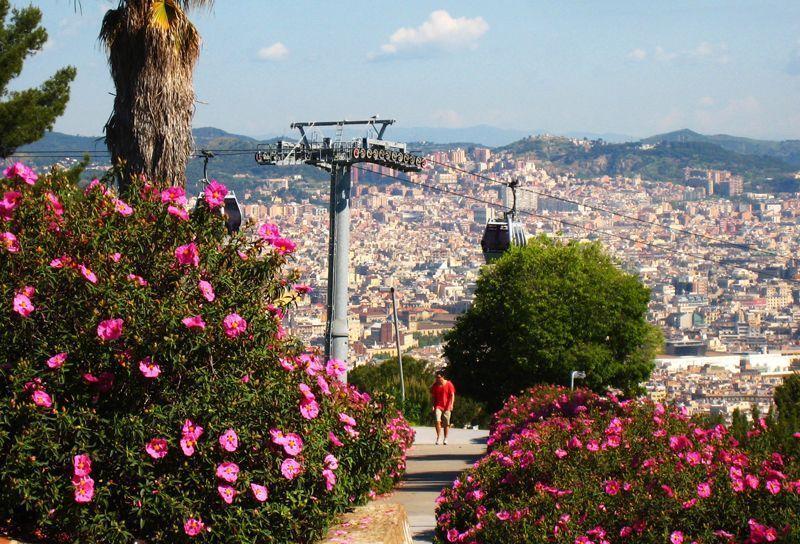Vista de la ciudad de Barcelona | Foto: Beatriz de Lucas Luengo