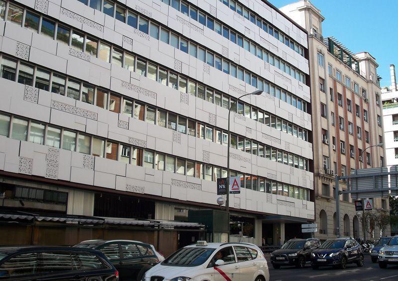 Sede de la Asociación Turismo de Madrid en la calle José Abascal