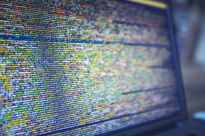 Código fuente | Foto: Markusspiske para Pixabay