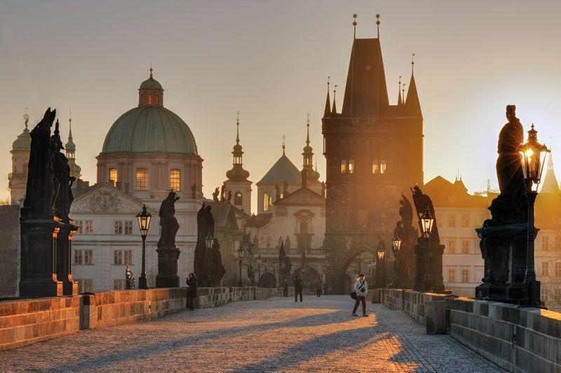 Puente de Carlos en Praga | Foto: Dagmar Veselková para la Oficina de Turismo de la República Checa