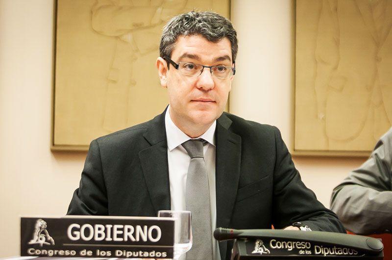 Álvaro Nadal, ministro de Energía, Turismo y Agenda Digital | Foto: Congreso de los Diputados