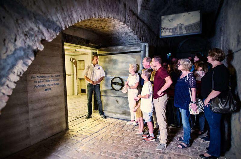 Bunker del Time Travel