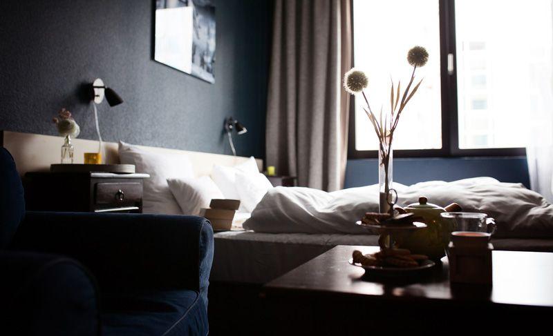 Habitación de hotel | Foto: ManuelaJaeger para Pixabay