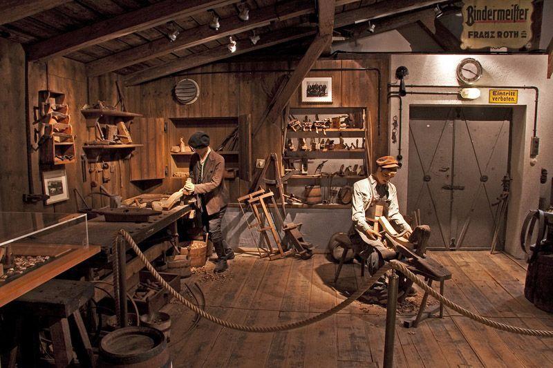 Museo de la cerveza - foto de ONT Salzburgo