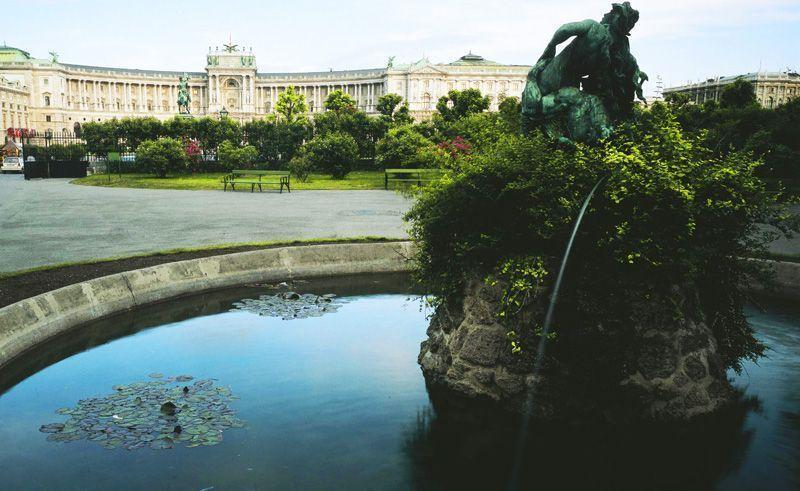 Palacio de Hofburg en Viena | Foto: Oficina de Turismo de Viena