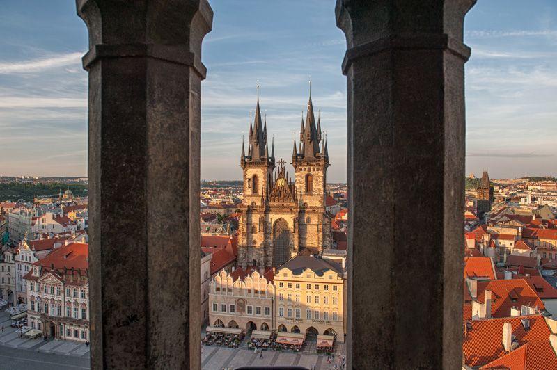 Centro histórico de Praga | Foto: ©Prague City Tourism