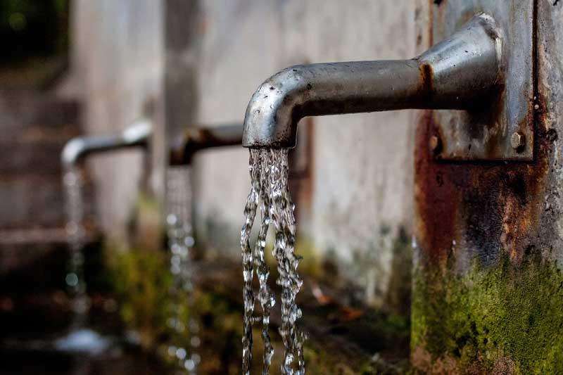 Grifo con agua | Foto: 3345408 para Pixabay