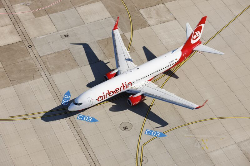 Air Berlin quiebra