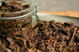 El aroma del chocolate, de Ewald Arenz