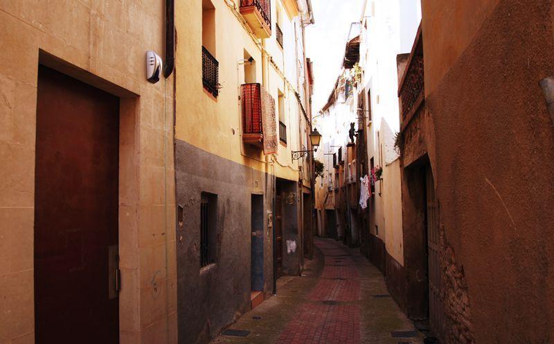 Calle en el barrio judío de Calahorra | Foto: Beatriz de Lucas Luengo