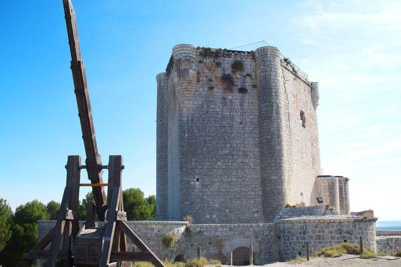 Castillo de Íscar | Foto: David Fernández