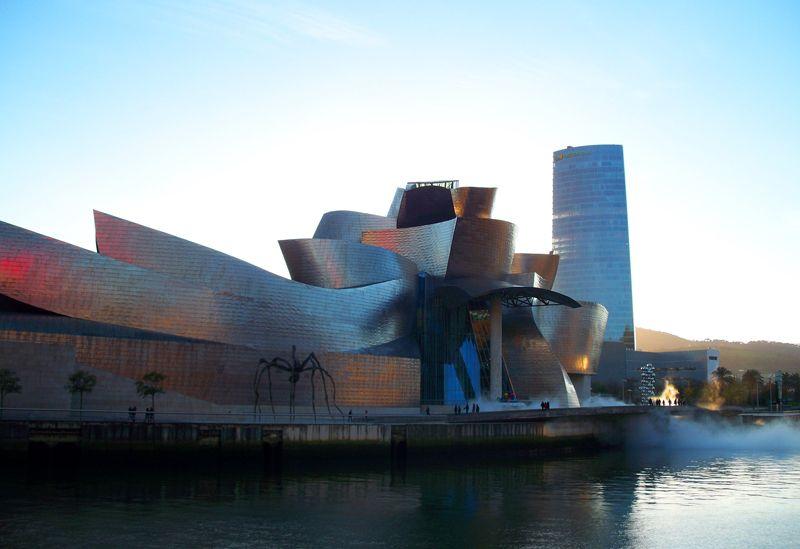 Museo Guggenheim de Bilbao | Foto: David Fernández